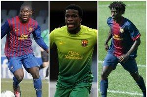 Ondoa, Bagnack i Dongou powołani do reprezentacji