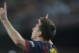 Messi blisko pobicia rekordu Zarry