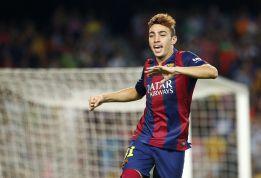 Munir: Jestem dumny, że mogłem zadebiutować na Camp Nou