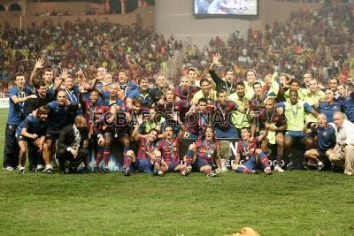 Pięć lat od trzeciego Superpucharu Europy dla Barçy