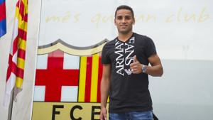 Douglas Pereira jest już w Barcelonie!