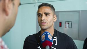 Douglas: Mam nadzieję, że szybko pojawię się na boisku