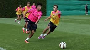 Neymar powołany na mecz z Villarrealem