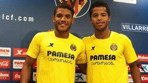Bracia dos Santos o meczu z Barceloną