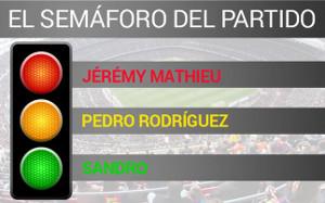 Postawa zawodników w meczu z Villarrealem