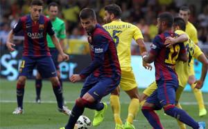 Piqué: To ja poprosiłem Del Bosque o tę decyzję