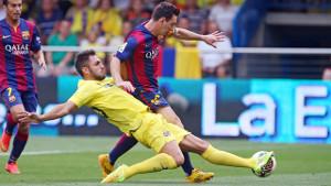 Messi i Munir zakończyli spotkanie z urazami
