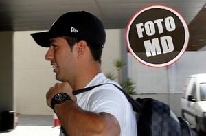 Luis Suárez jest już w Lozannie