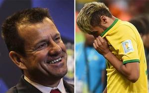 """Dunga: Neymar nie jest jeszcze """"crackiem"""""""