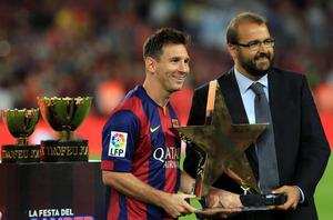 Messi wybrany MVP w meczu o Pucharu Gampera