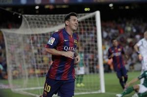 Nowe wyzwanie dla Leo Messiego