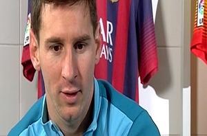 Messi: Barcelona uczyniła ze mnie tym kim jestem