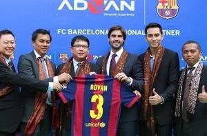 Barcelona pozyskała nowego sponsora