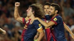 Dobra seria Barcelony