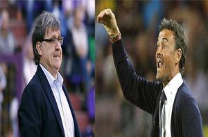 10 różnic między Luisem Enrique, a Gerardo Martino