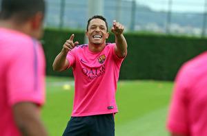 Adriano wrócił do treningów z zespołem