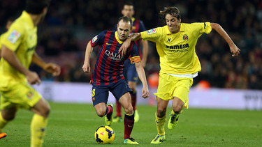 Zatopić Żółtą Łódź Podwodną: Villarreal CF – FC Barcelona
