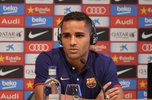 Douglas: Zawsze chciałem być jak Alves