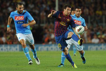 Zapowiedź meczu: SSC Napoli – FC Barcelona