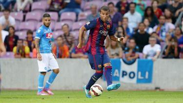 Pierwsza porażka w presezonie: SSC Napoli 1:0 FC Barcelona