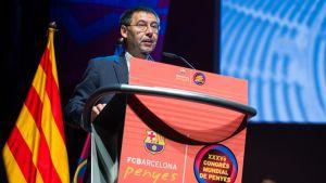 Bartomeu: Suárez chciał trafić do Barçy już dawno