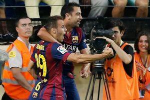 Debiut i zwycięski gol Sandro