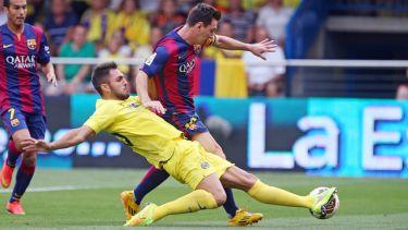 Pierwsze schody pokonane: Villarreal CF – FC Barcelona 0:1