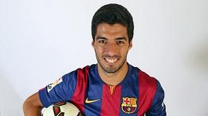Luis Suárez znów może poczuć się jak piłkarz