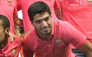 Luis Suárez zostanie zaprezentowany we wtorek