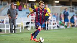 Osasuna – Barça B: Porażka na początek