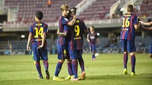 Barça B – CE Sabadell: Wygrana na Miniestadi (3-1)