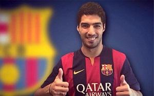 Barça ma nadzieję zaprezentować Suáreza w przyszłym tygodniu