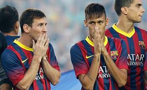 Messi i Neymar zagrają w Meczu dla Pokoju