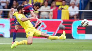 Ciekawostki z meczu z Villarrealem