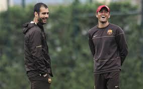 Guardiola: Luis zrobi lepsze rzeczy niż ja