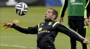 Alba nie ukończył treningu z reprezentacją