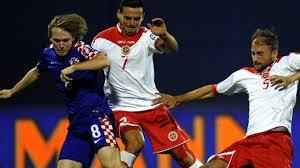 Rakitić i Halilović zwyciężają z Maltą