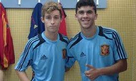 Sześciu piłkarzy Barçy powołanych do reprezentacji U-17