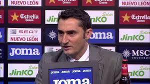 Valverde: Chcemy, by Barça poczuła się niewygodnie