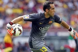 Claudio Bravo – 0 goli i 3 koszulki