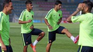 26 piłkarzy trenowało przed meczem z APOEL-em