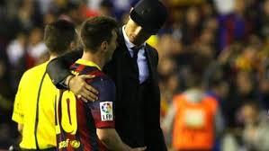 Messi będzie chciał pobić rekordy Raúla i Ronaldo