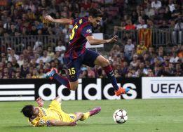 Bartra: Na Camp Nou jesteśmy silni