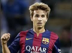 Samper wrócił do treningów z Barçą B