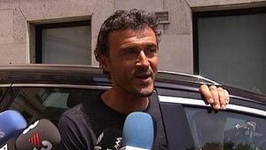 Luis Enrique: Ja również życzę Mourinho powodzenia