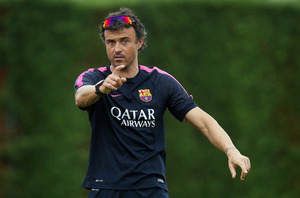 Luis Enrique będzie uczestniczył na spotkaniu trenerów