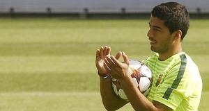 Adaptacja Suáreza przebiega bardzo dobrze