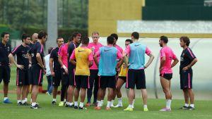 Przerwa reprezentacyjna i powrót La Liga