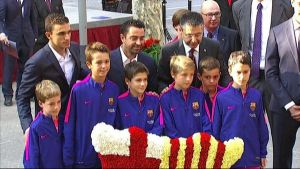 FC Barcelona obchodzi katalońskie święto