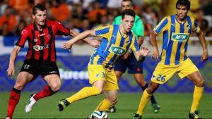 APOEL wygrywa przed meczem z Barçą
